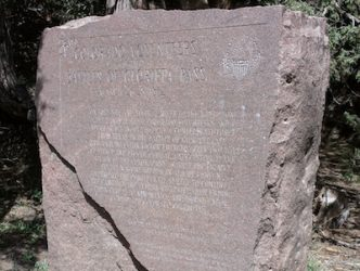Monument to Colorado Volunteers